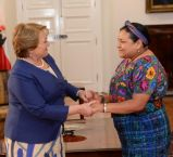 LAGDA Spotlight: Bachelet and Menchu