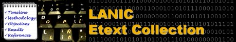 LANIC Etext Collection